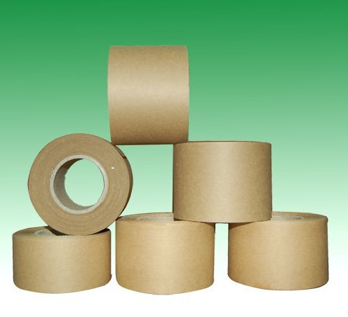 About Printed Wet water kraft paper tape!